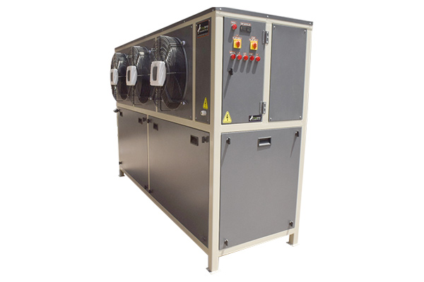10 tr air cooled chiller