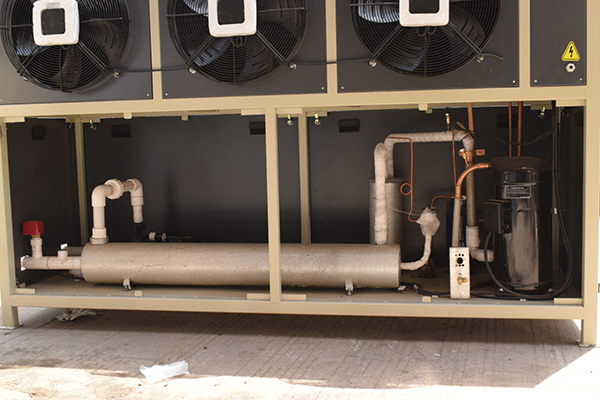 10 tr water chiller system