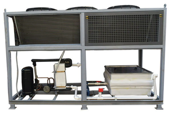 Manufacturer and supplier of 15 tr water chiller, 15 tr chiller system
