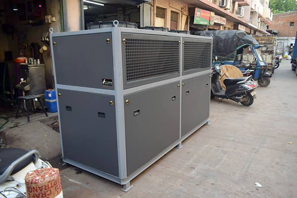 air cooled process chiller and 15 tr chilling plant price in Ahmedabad, Mumbai, Pune, Jaipur, Jodhpur