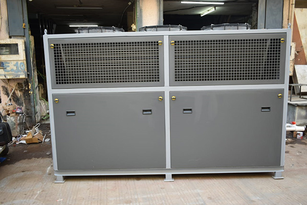 15 tr chiller, air chillers, 15 tr water chiller, air chiller system, 15 tr chilling plant, 15 tr chiller system
