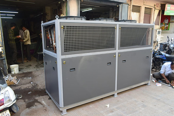 15 TR Industrial Process Chiller