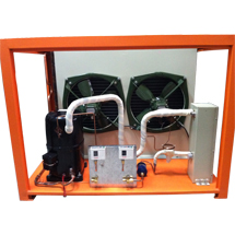 Air Cooled Compact Chillers Manufacturer